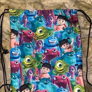 DISNEY Monsters Inc Character bag